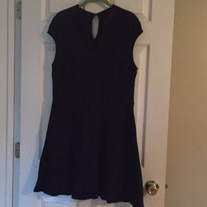 NY&C fit and flare dress